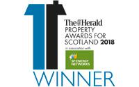 Scottish Property 2018 WINNER