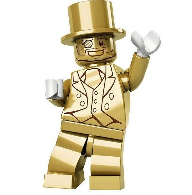 WANTED: SOLID GOLD LEGEND