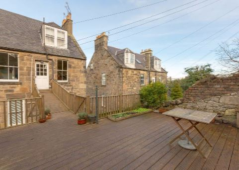 Case Study 4 - Purchase of a family home (to be rented out in the short term) in South Queensferry