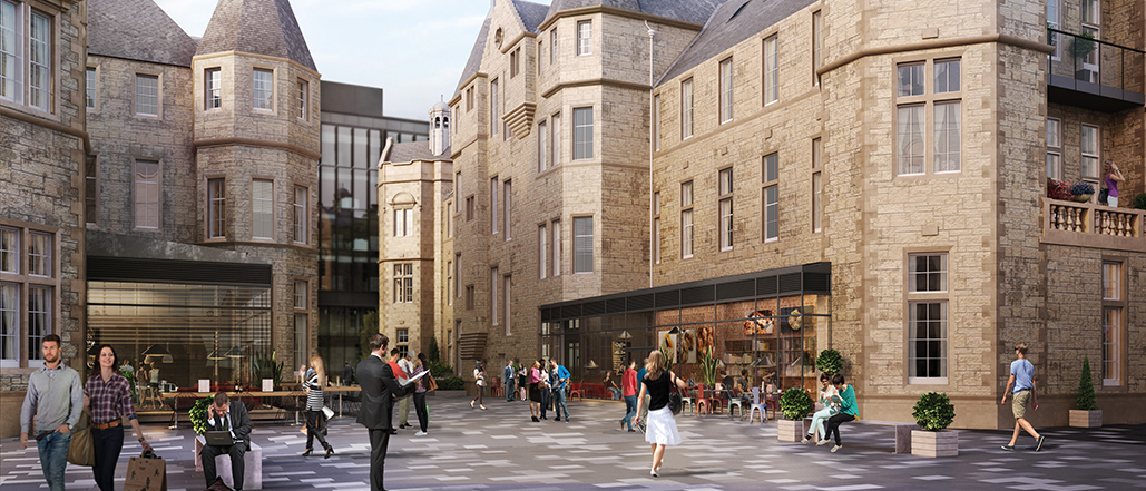 Property Investment – a focus on The Lofts, Quartermile